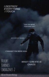 Bucky Barnes Imagines 2 cover