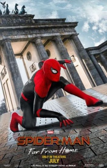 Far from home (sequel to The endgame)