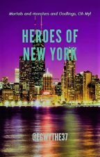 Heroes of New York by egwythe37