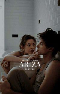 ARIZA | Texting cover
