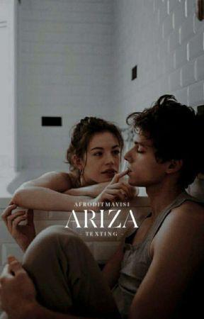 ARIZA | Texting by afroditmavisi