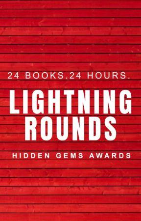 LIGHTNING ROUNDS by HiddenGemsAwards