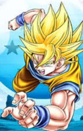 Destructive Combat (Goku in the RWBYverse) by Reenormie123