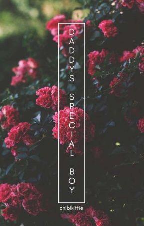 Daddy's Special Boy ⸢ yoonkook ⸥ by ChibiKittie