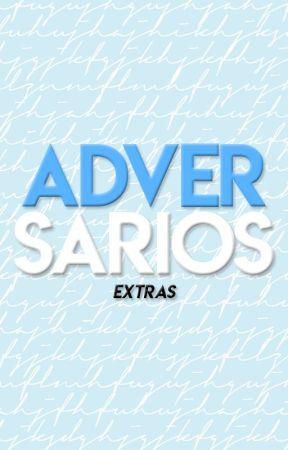 Adversarios ᵉˣᵗʳᵃˢ by brillosgays