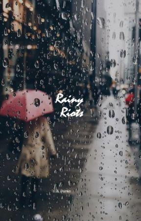 Rainy Riots by duranricardo