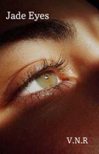 Jade Eyes by mybeautifulmacaroni