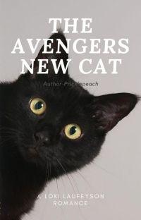 The Avengers New Cat  | Loki Laufeyson Romance | COMPLETE cover