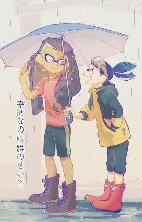 Splatoon One-shots (Feat. Original Characters) (18+(?)) by Kiwi_Veemo
