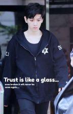 Trust Is Like A Glass by MimBintaMustafiz