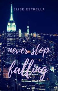 Never Stop Falling cover