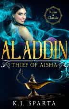 Aladdin: The Thief of Aisha by kjsparta245