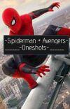 Spiderman + Avengers Oneshots cover