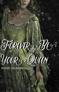 Forever Be Your Queen. cover