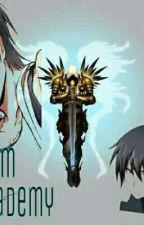 The Nephilim of Kouh Academy ( Highschool DXD) by GodessOfCreation