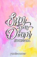 Sun Goes Down //BoruSara by yumis-corner