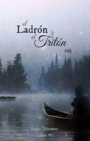 El Ladrón y El Tritón  N.J  by MkgiantBaby