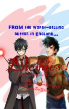 Enemies? (aka the Grandson of ol' Voldy, PJO and HP crossover) by KevinDaGlorb
