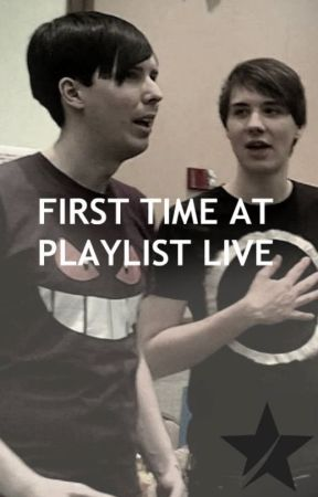 First Time at Playlist Live | Phan   by phantowel