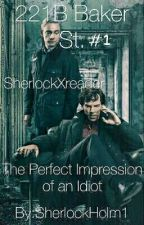 221B Baker St. (Sherlockxreader) by SherlockHolm1