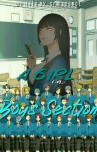 A Girl In Boys Section cover