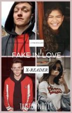 Fake in Love-A Tom Holland X-Reader by thistown0219