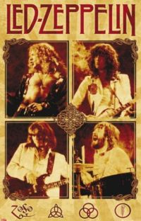 Which Member Of Led Zeppelin Are You? Put Together A Band To Find Out! cover
