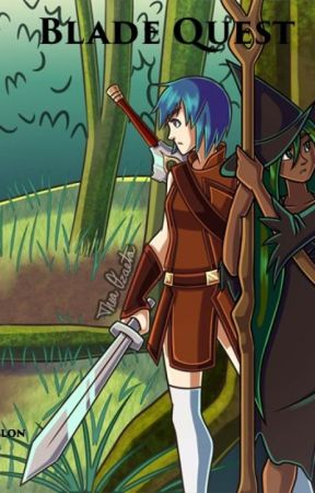 Blade Quest Vol.1 by darkone4587