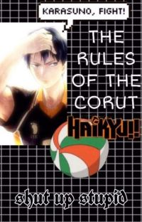 The Rulers Of The Court || Kageyama x OC cover