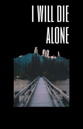 i will die alone 》taekook by darlimin