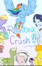 Rainbow Crush by HoneyDream15