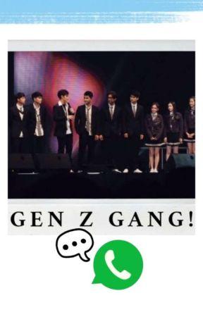 Gen Z Gang by kittencaine