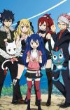 Fairy Tail x Male Reader Insert cover