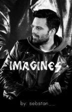 Sebastian Stan + Characters Imagines by silverxstories
