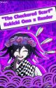The Checkered Scarf (Kokichi Oma x Reader) by Detective_Holmes