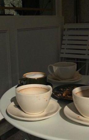 coffee shop | clouis  by lovelillis