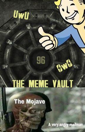 Vault 96 - Vault full of meme people. by neeako