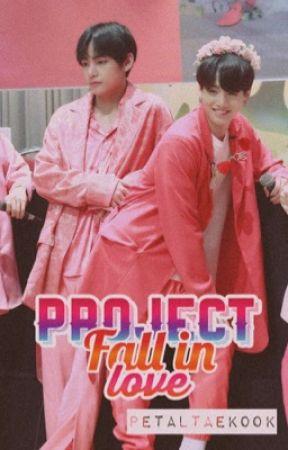 PROJECT FALL INLOVE | TAEKOOK by kimkyjeonn