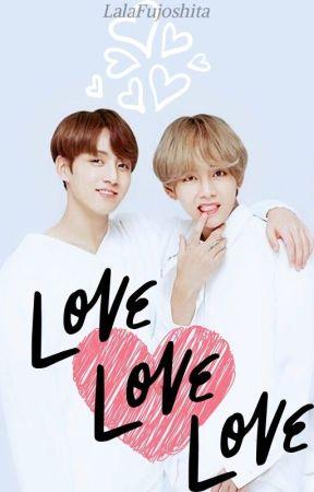Love Love Love by LalaFujoshita