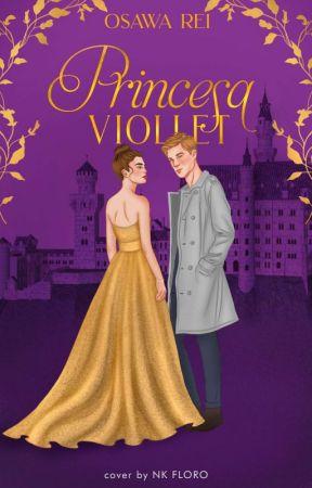 Princesa Viollet -Livro 2 by OsawaRei