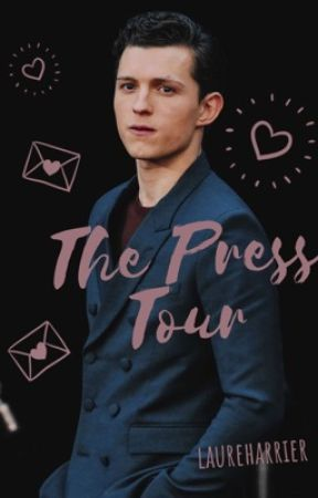 The Press Tour   T.H. by dahliaspidey