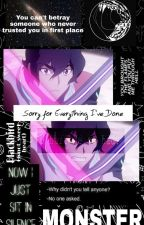 Sorry for Everything I've Done [Galra!Keith fanfiction] by not_sweetheart