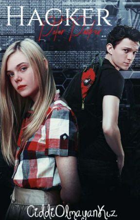 Hacker/Peter Parker by Gnlgaye