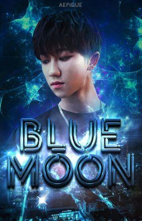 Blue Moon by aepique