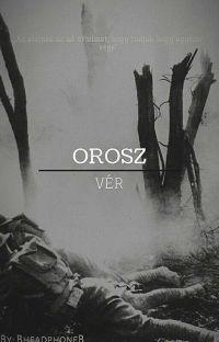 Orosz vér (befejezett)  cover