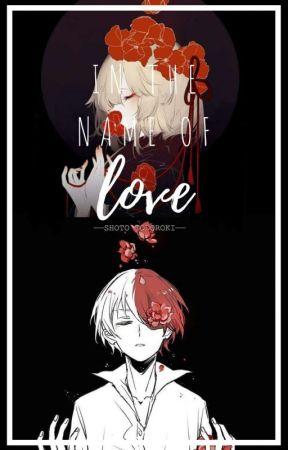In the Name of Love | Todoroki x Reader by luanomicon