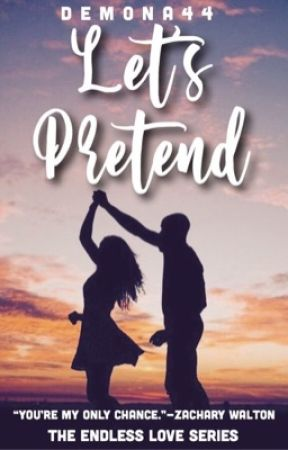 Let's pretend (book 1) by Demona44