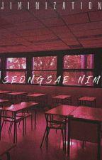 Seonsaeng-nim | p.j.m. | by TinLovesDumplings