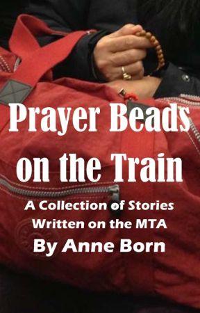 Prayer Beads on the Train by nilesite