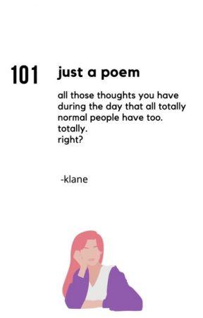 just a poem by GodiznotDead